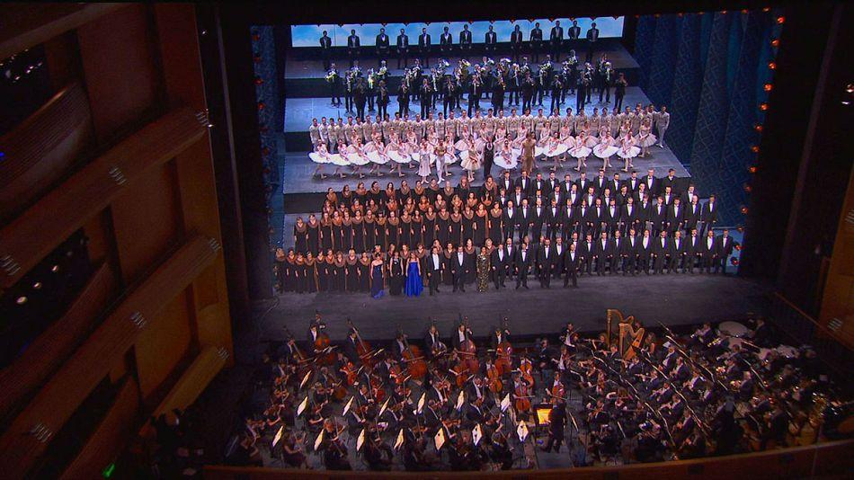 El nuevo Mariinsky II abre sus puertas