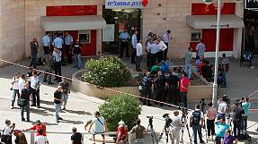 Israeli police think twice over robbery as motive for bank shootout