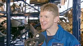 UK to send astronaut to ISS in 2015