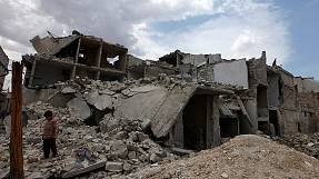 Battle for Qusair inflicts heavy losses in Syria