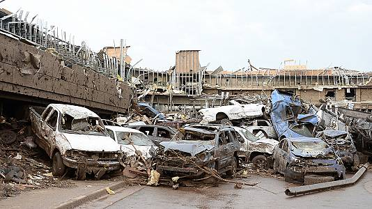 At least 51 dead after tornado tears through Oklahoma