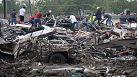 Oklahoma, il bilancio del tornado scende a 24 morti