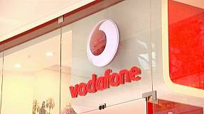 Vodafone takes hit
