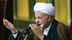 Former Iran President Rafsanjani barred from June election