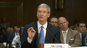Tim Cook niega las acusaciones contra Apple