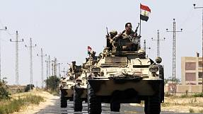 Sinai: Egyptian hostages released - army spokesman