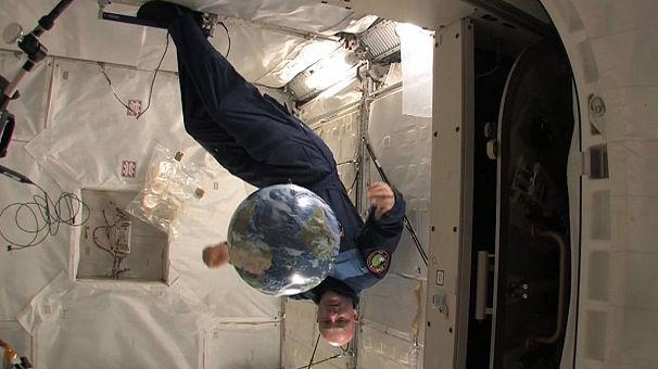 Schwereloser Sport und gebrauchter Kaffee: Astronauten-Leben auf der ISS