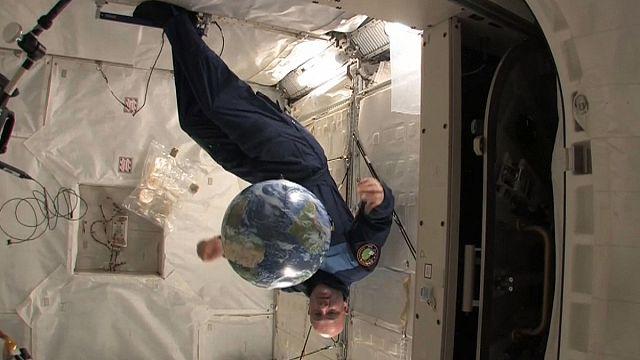 Uzayda yaşamak