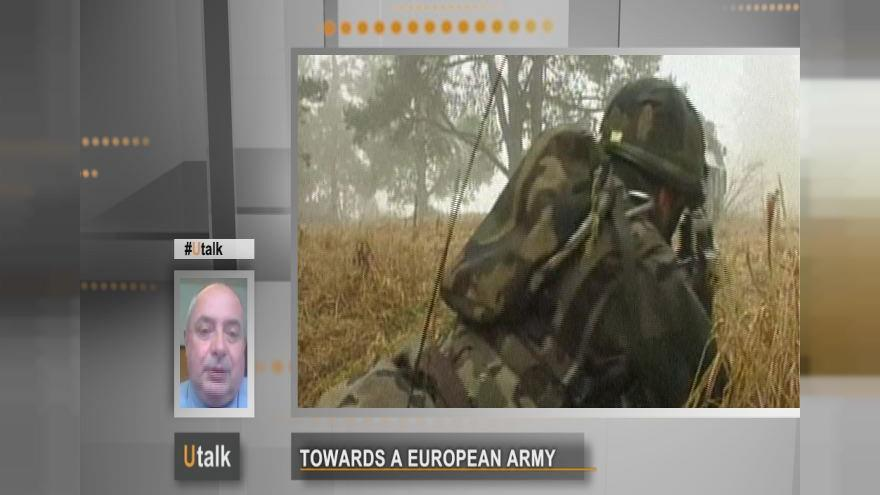 Could the EU eventually have one army?
