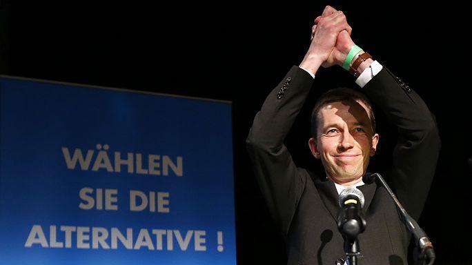 Немецкие евроскептики держат марку