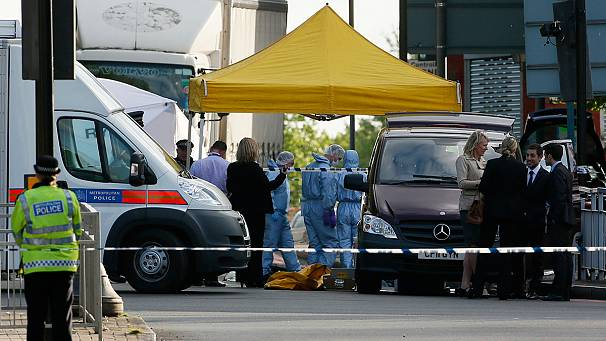 Brutal London killing sparks security alert