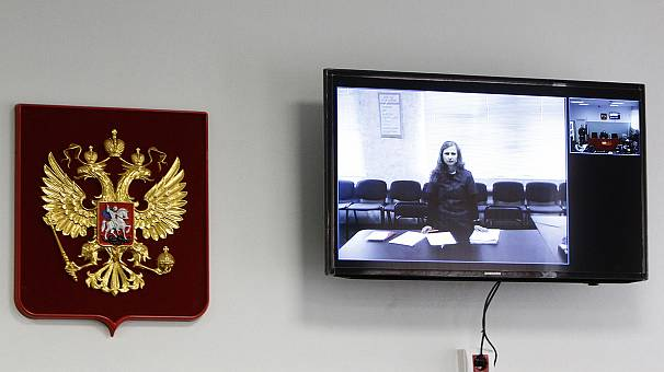 Pussy Riot member denied parole by Russian judge