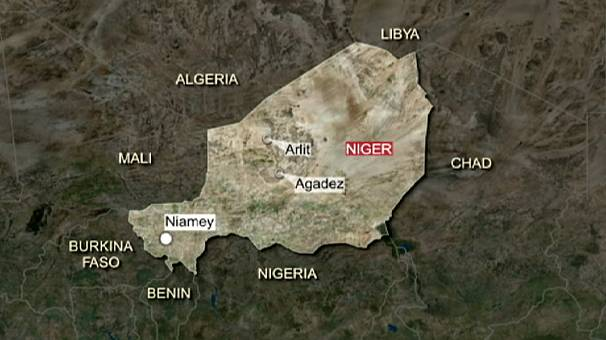 Militants attack French mine and army barracks in Niger