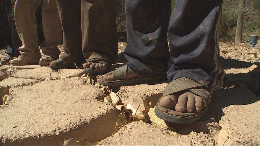 Bolívia: Tupiza depois das cheias