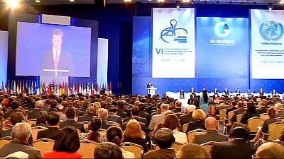 Respostas para a crise no Fórum Económico de Astana