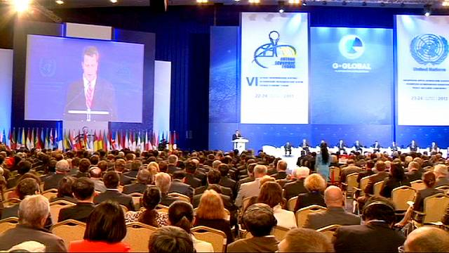 Astana Economic Forum looks at a world in turmoil