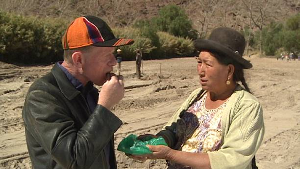 Bolivia: Rubber floors, strong cocita and breathtaking scenery