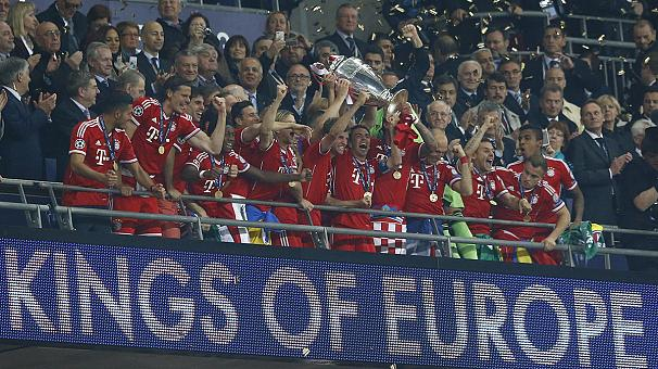 sieger der champions league