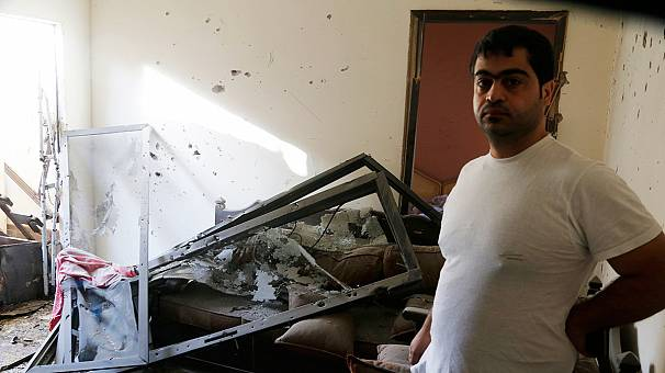 Raketen auf Beirut: Mehrere Verletzte