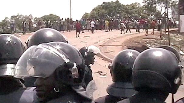 Unruhen vor den Wahlen in Guinea