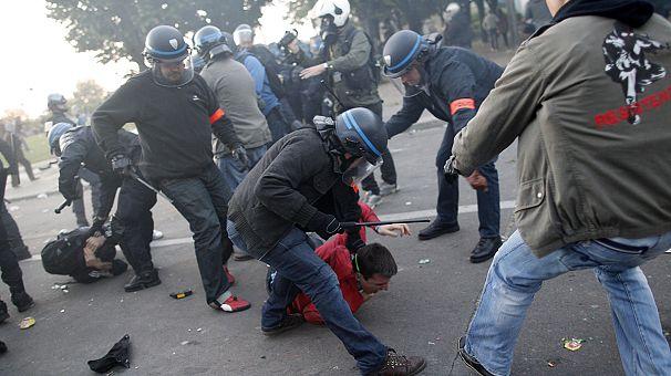 Neuer Protest in Frankreich gegen gleichgeschlechtliche Ehe
