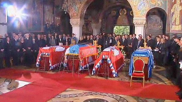 Serbiens letzter König in seiner Heimat beigesetzt