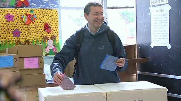 Kommunalwahlen in Italien gehen heute zu Ende