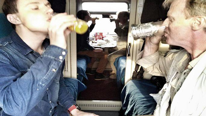 Traveller's diary: The Trans-Siberian railway