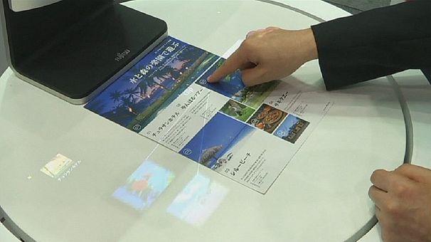 Un interfaz táctil para pasar del papel a la pantalla