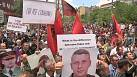 War crime arrests in Kosovo prompt mass protests