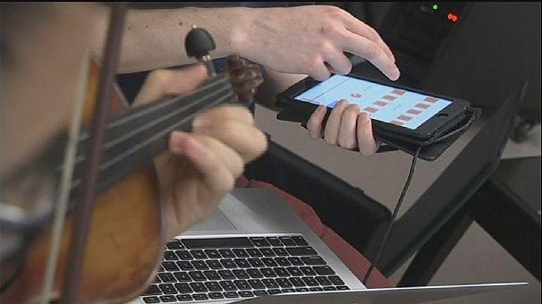 La Orquesta de Portátiles, inspiración entre partituras y algoritmos