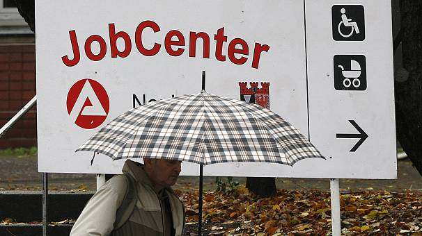 Aumento del paro en Alemania, aunque sigue en el 6,9%