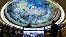 UN human rights resolution condemns Syria