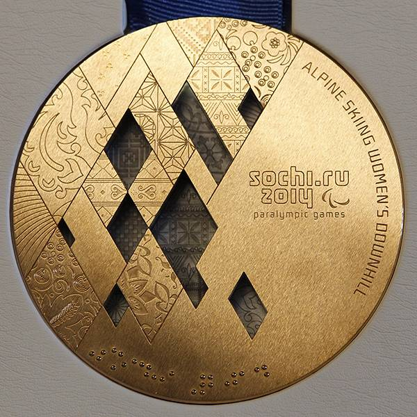 Медали паралимпийских игр сочи 2014