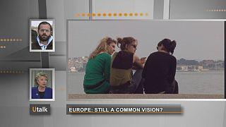 آیا هنوز اروپاییان به اروپا به عنوان یک دیدگاه مشترک می نگرند؟