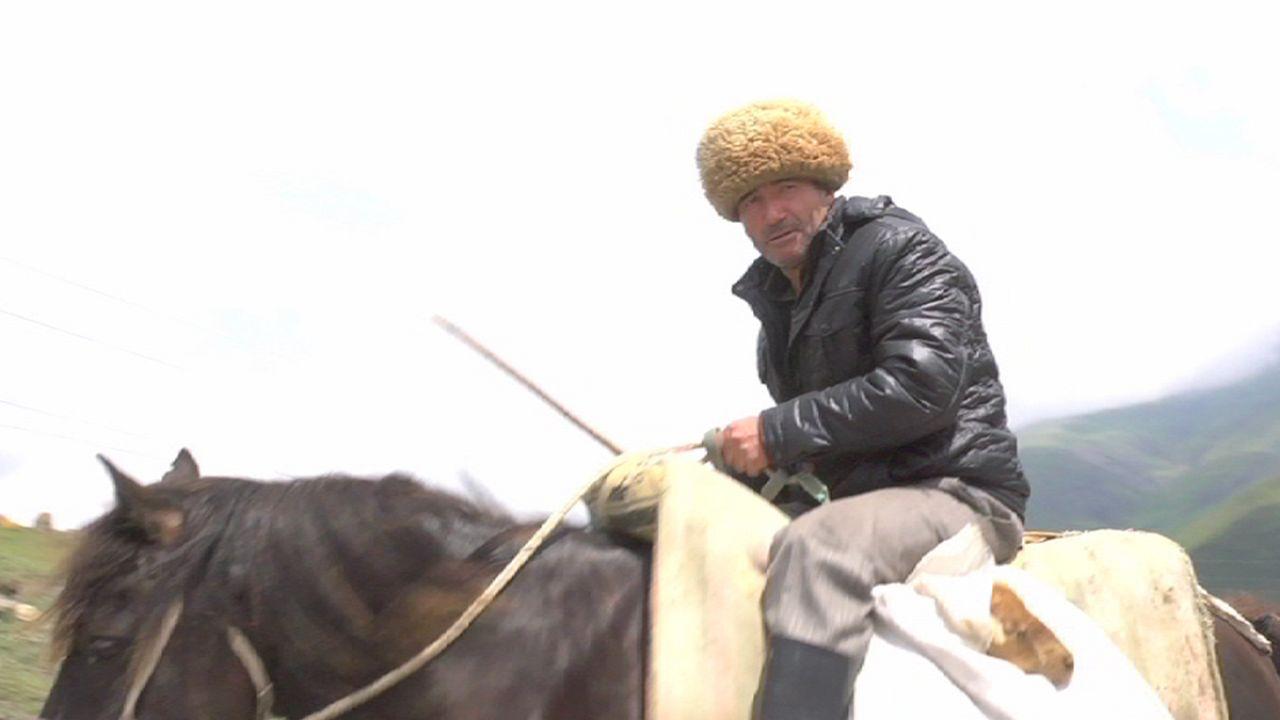Azerbaijan: A Caucasian mosaic