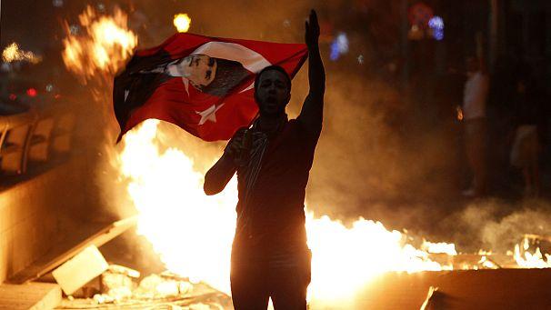 Proteste in Turchia (fonte: internet)