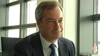 Bonus interview: Nigel Farage