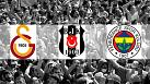 Football rivals' fans join forces in Taksim