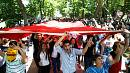 "Turkey: ""We want the government to resign!"" say Taksim Gezi protesters"