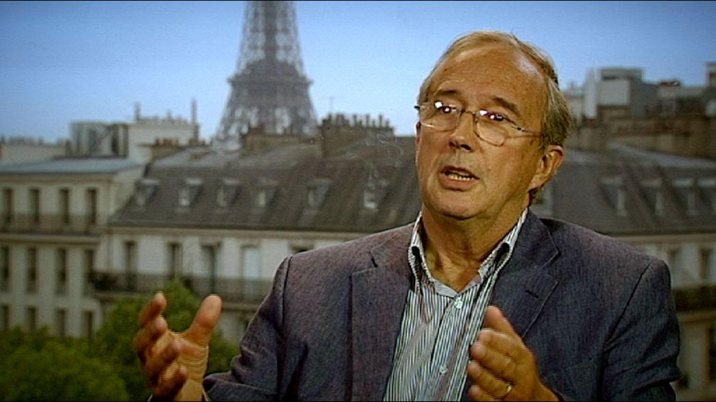 برنارد هوركاد باحث فرنسي متخصص في الشأن الإيراني