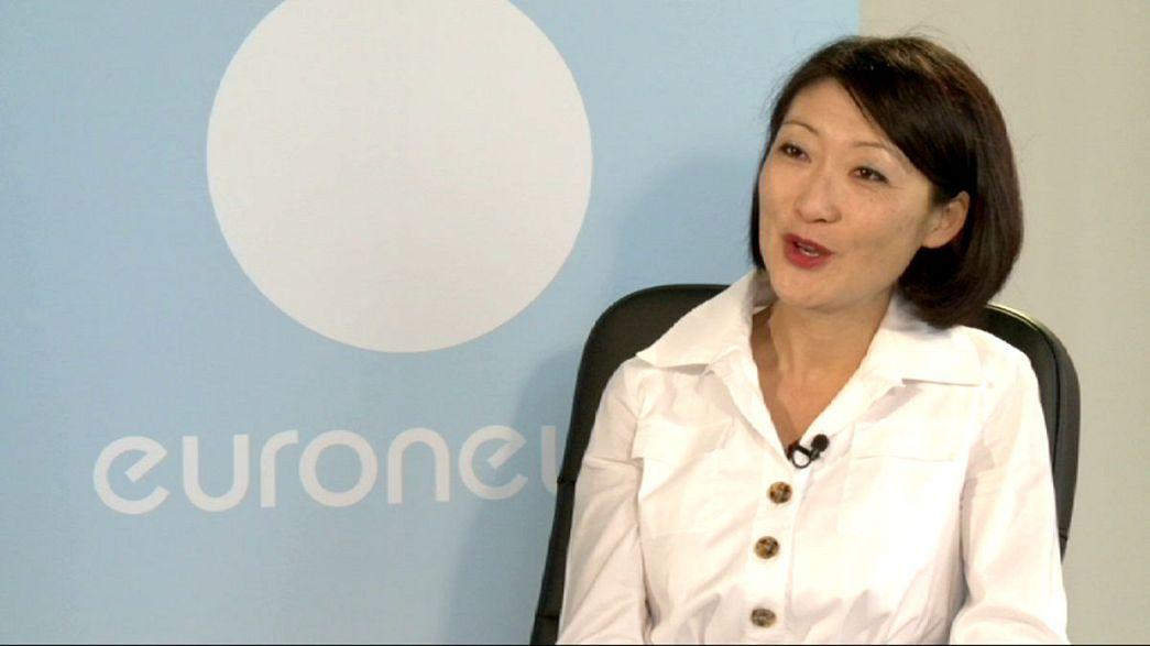 """Fleur Pellerin, ministra francesa de Economía Digital: """"No se trata de aumentar la presión fiscal sobre la industria digital"""""""