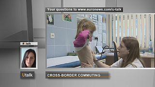 Határ menti ingázók egészségügyi ellátása