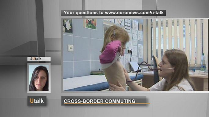 الضمان الصحي للعاملين عبر الحدود؟