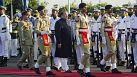 Pakistan: Nawaz Sharif sworn in as PM