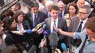 Paris teen brain damaged in political attack