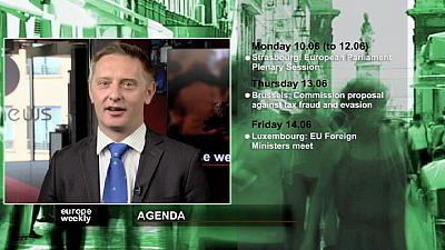"""Europe Weekly"": Guerra comercial e eurocetiscismo em destaque"