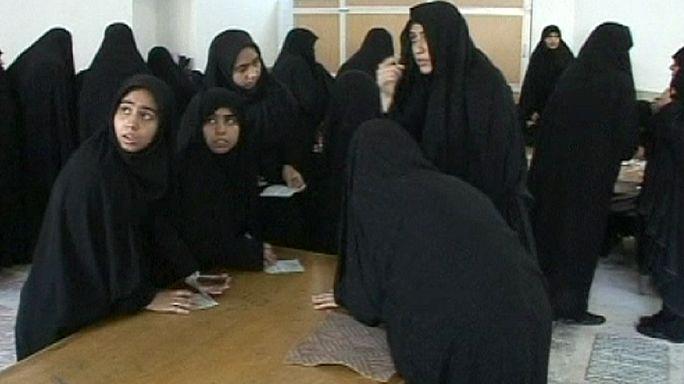 واقع المرأة في إيران