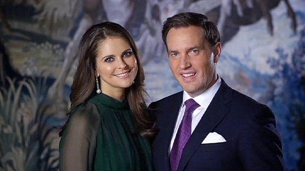 Királyi esküvő Svédországban