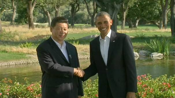 Xi Jinping meets Obama for two-day summit
